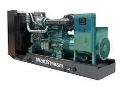 Генераторы 420-508 кВт WATTSTREAM
