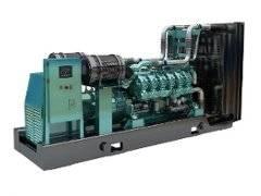 Генераторы 510-600 кВт WATTSTREAM