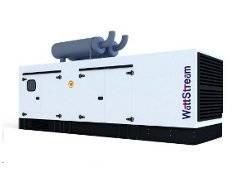 Генераторы 1364-2440 кВт WATTSTREAM