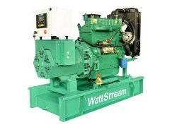 Генераторы 160-200 кВт WATTSTREAM